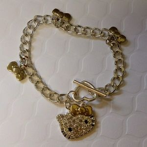 5/$25 Hello Kitty Bracelet
